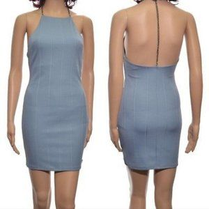 Topshop Fitted Dress